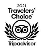 Trip Advisor Travellers Choice 2021